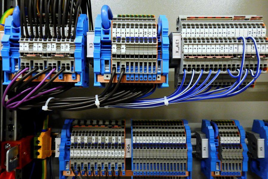 Stromverteilungsanlagen/Verteilerbau